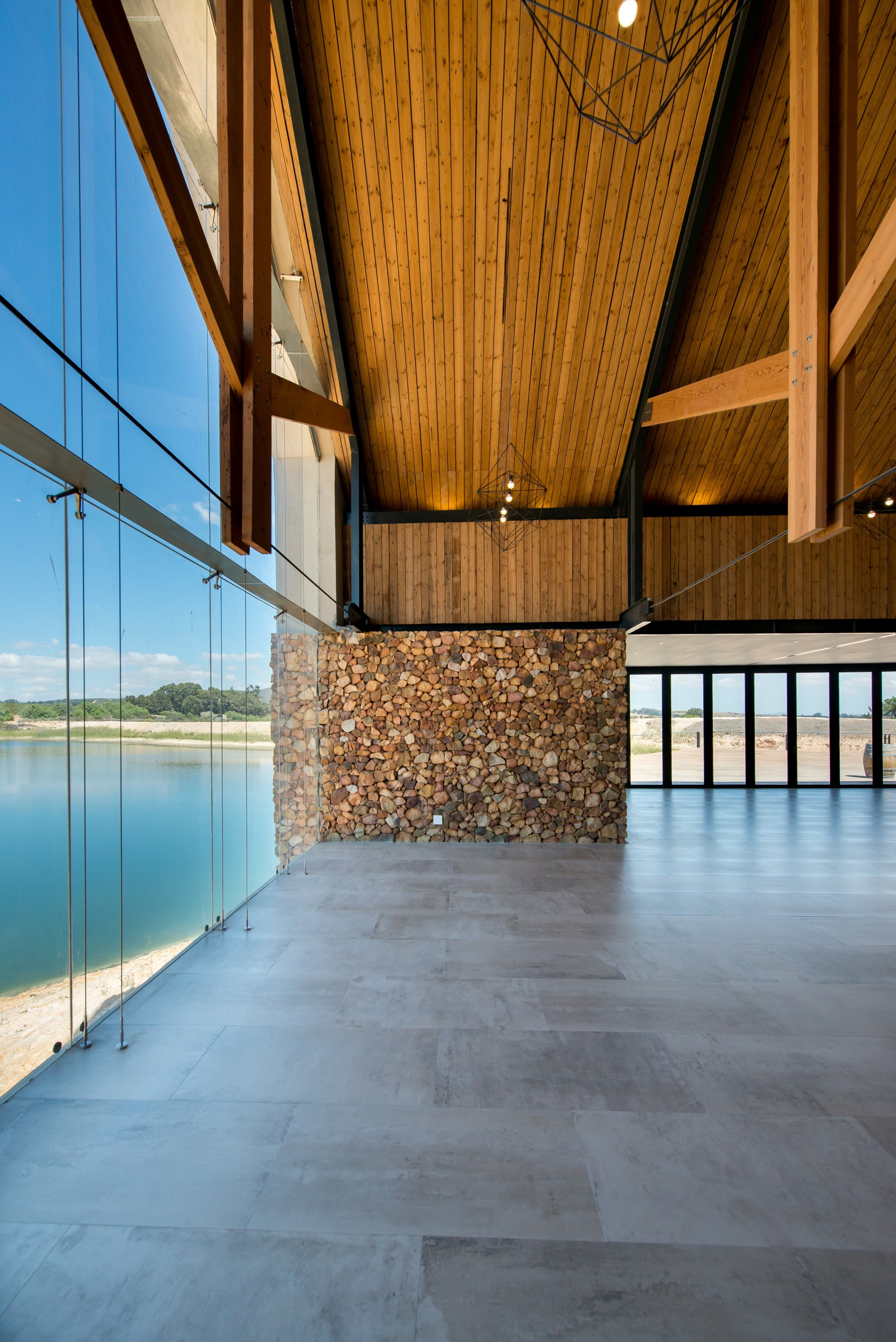 Gallery Of Anura Vineyards M Amp B Architects Inhouse