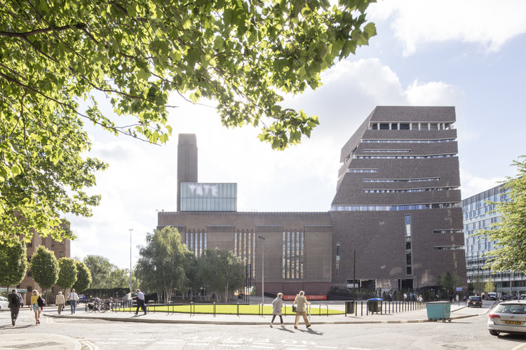 Gallery: Herzog & de Meuron's Tate Modern Extension Photographed by Laurian Ghinitoiu, © Laurian Ghinitoiu