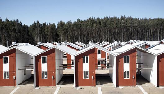Villa Verde Housing. Image ©  Suyin Chia