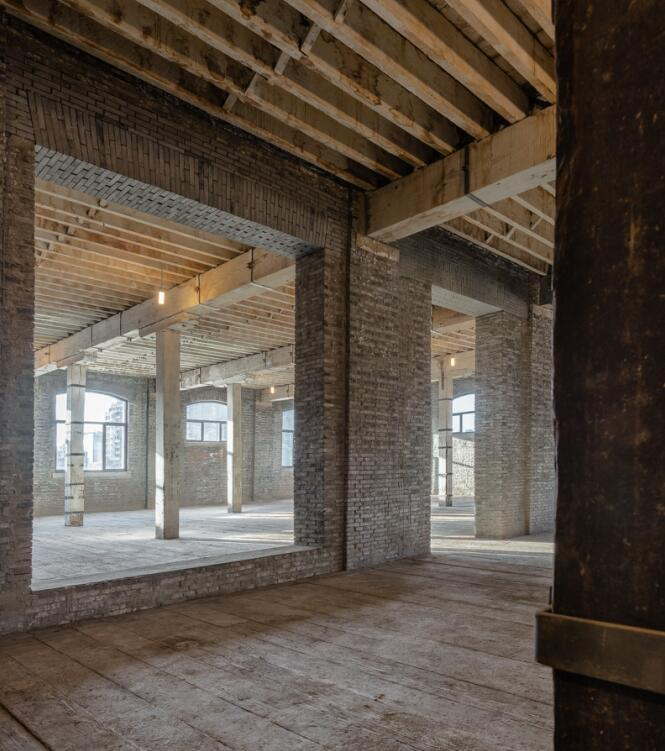 Xintai Warehouse Renovation  Kokaistudios  ArchDaily