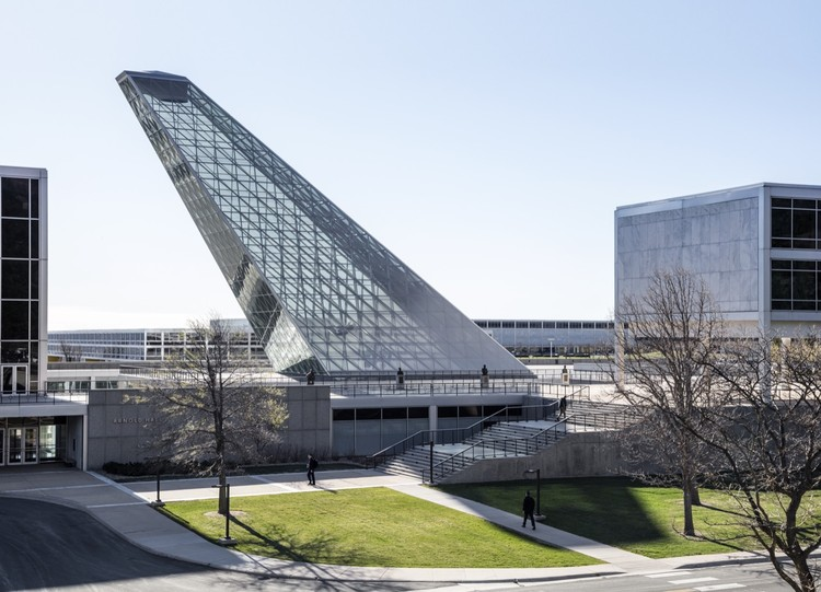 US Air Force Academy Center For Character Amp Leadership