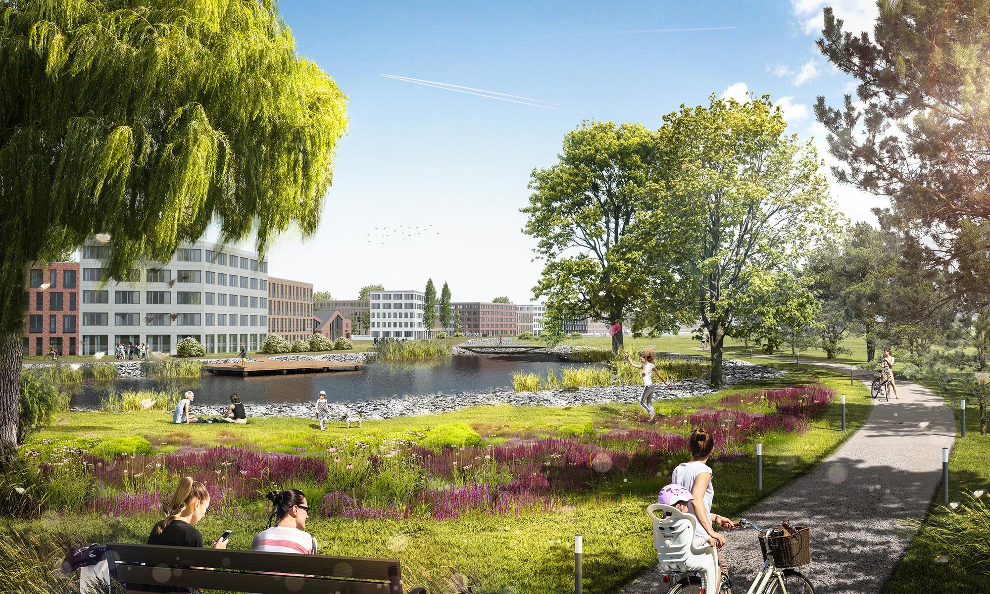 LEVS Architecten Infuse Dutch Approach in New