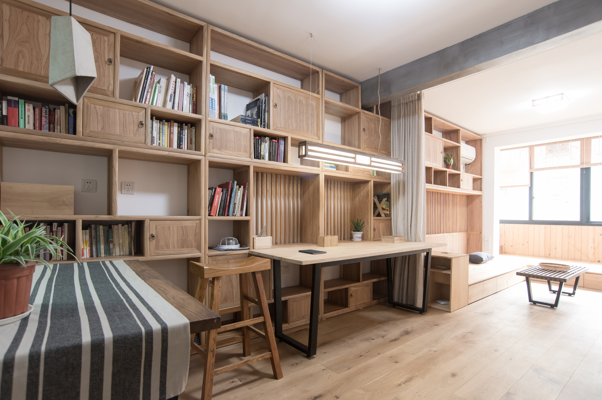 Gallery of A Traditional and Simple Chinese Home Design