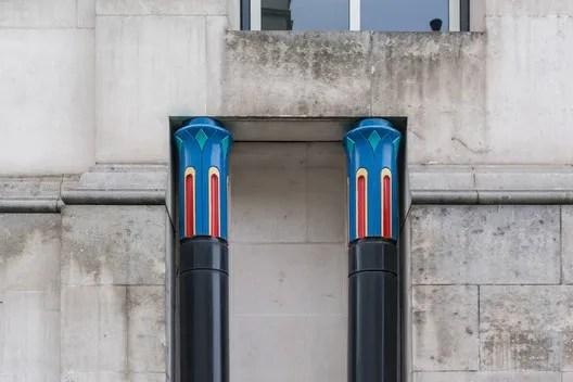 Sainsbury Wing, National Gallery London / Venturi Scott Brown. Image © Valentino Danilo Matteis