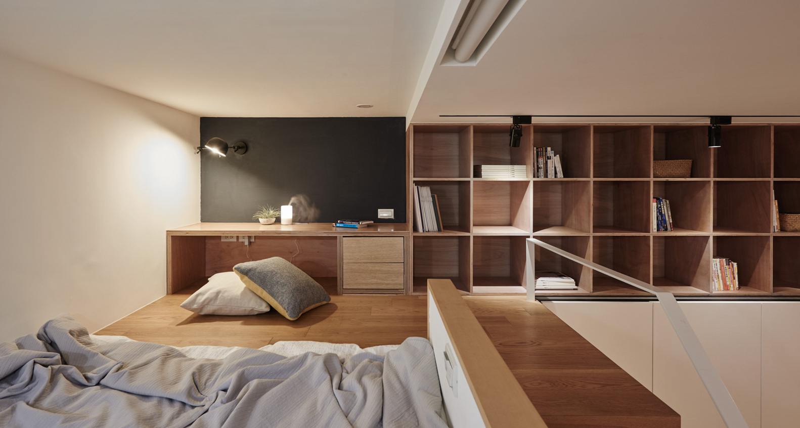 Gallery Of 22m2 Apartment In Taiwan A Little Design 3