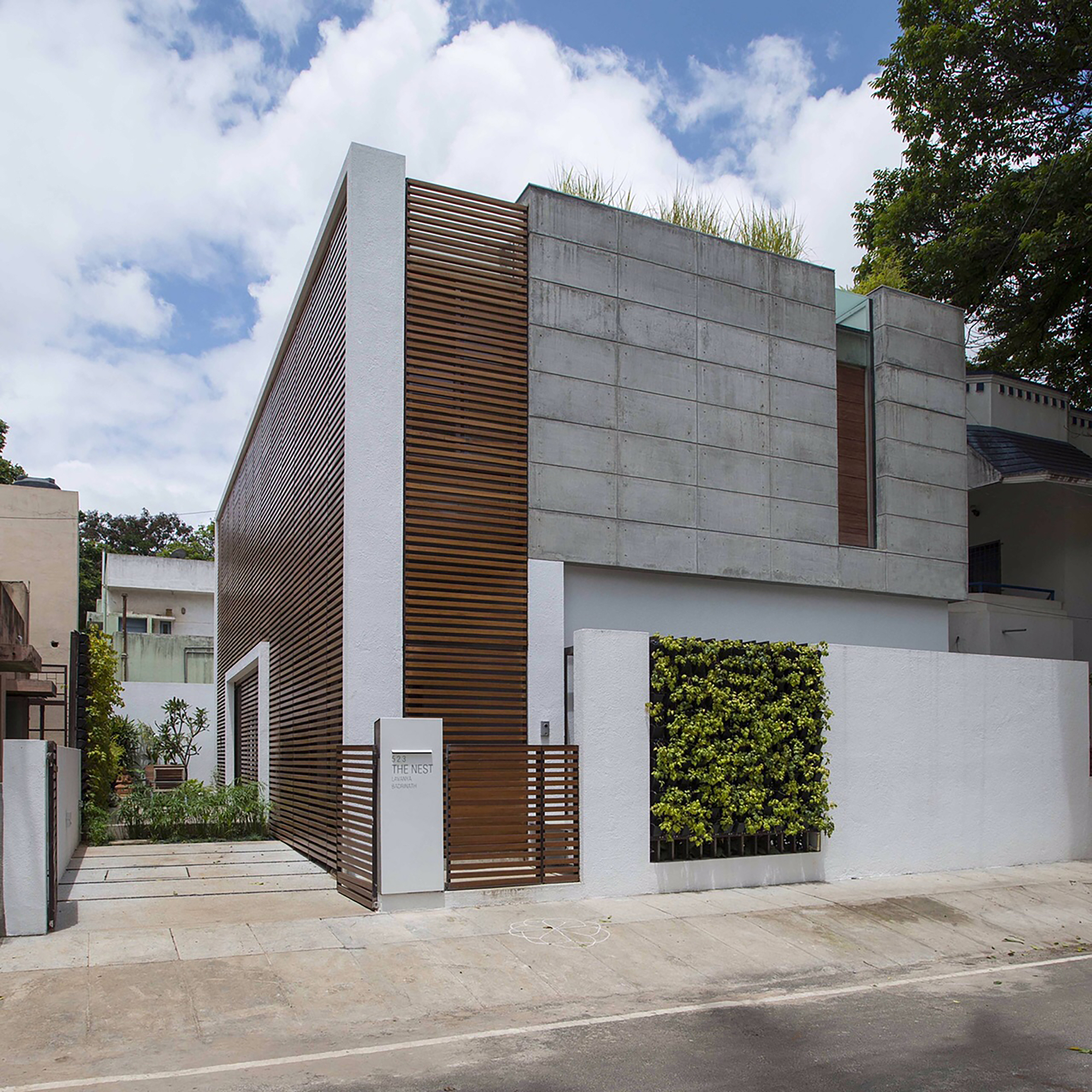 Badri Residence  Architecture Paradigm  ArchDaily