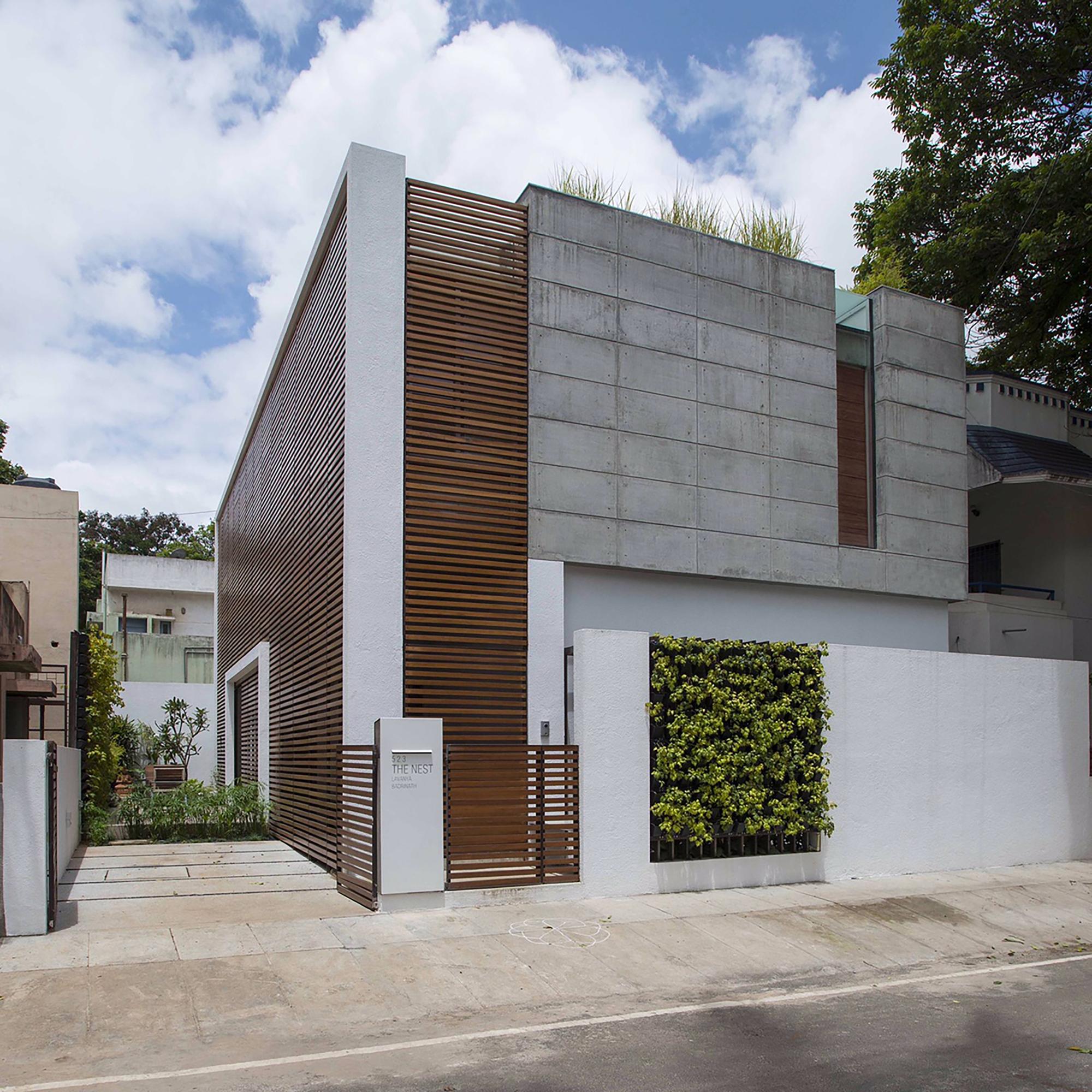 Badri Residence Architecture Paradigm Archdaily
