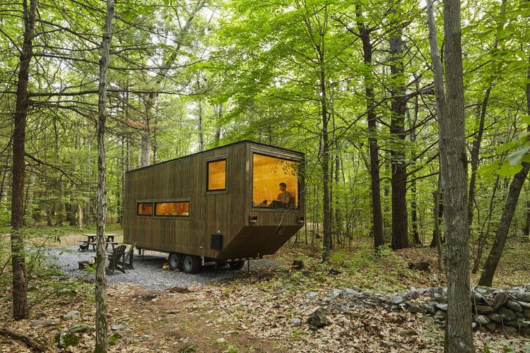 A Tiny Luxury What Are Tiny Houses Really Saying About
