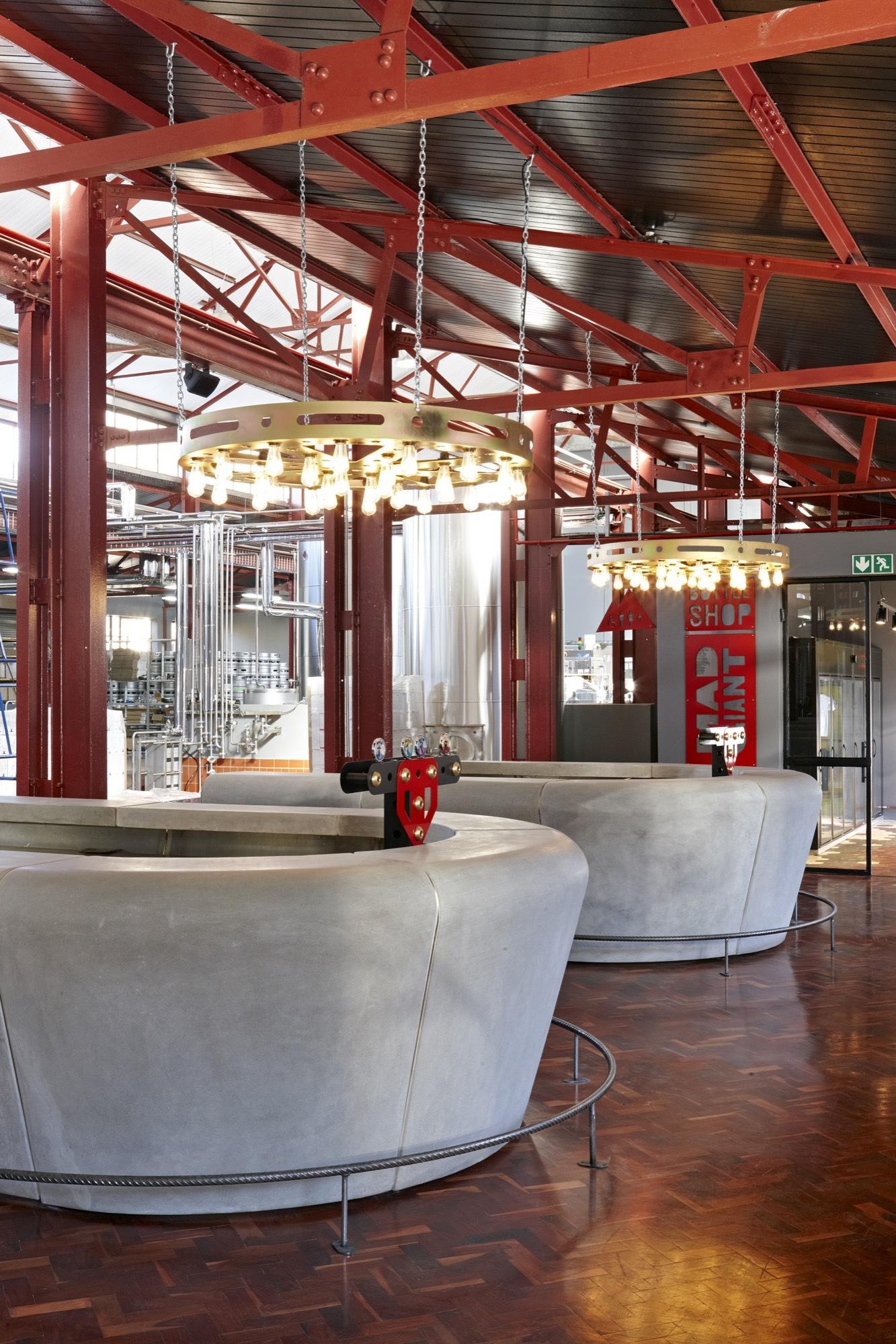 Gallery of Mad Giant Beer Interior  Haldane Martin  5