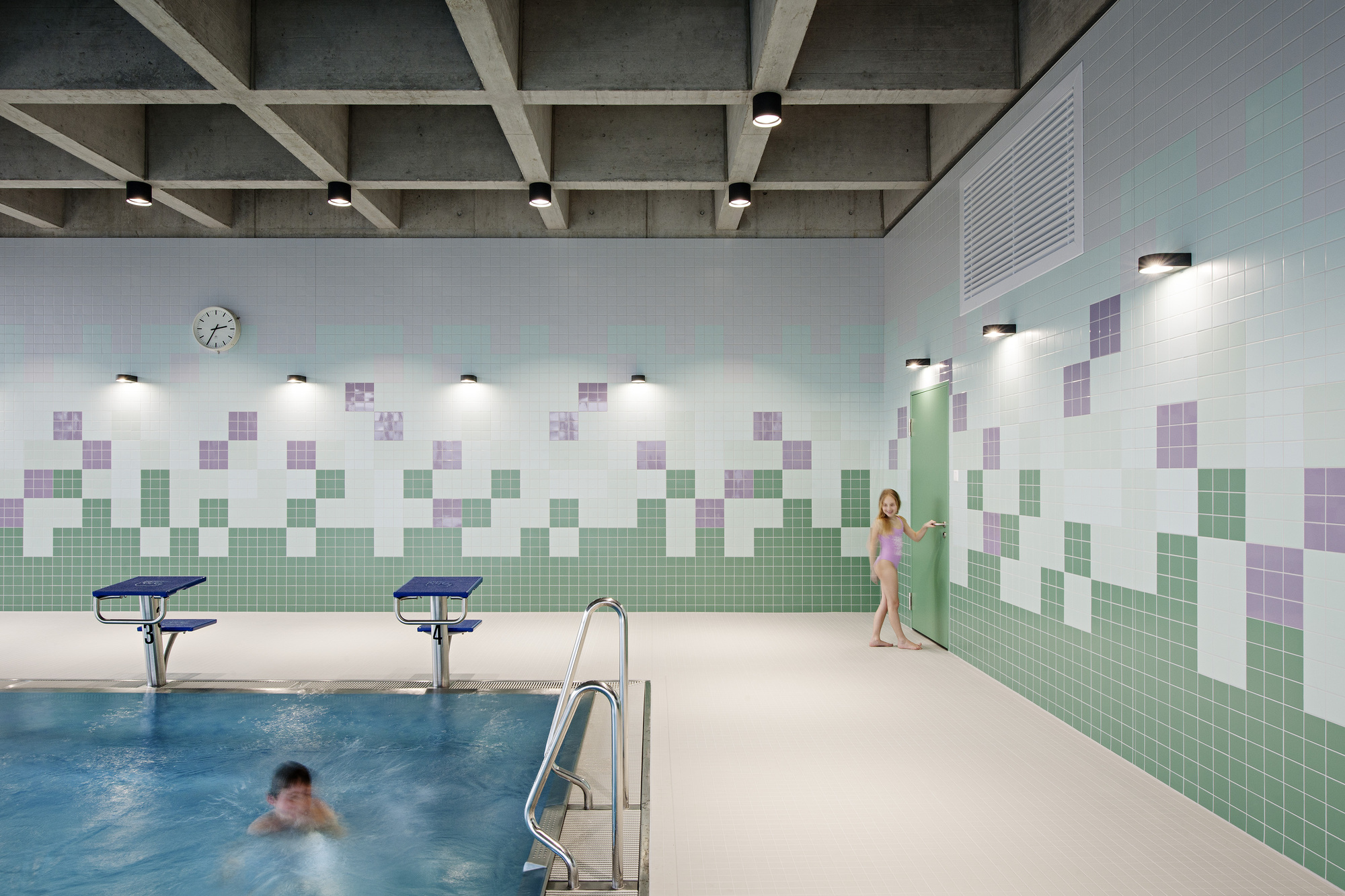 Gallery of Swimming Pool Allmendli  illiz Architektur  16