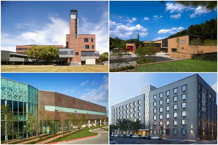 2016 Brick in Architecture Award Winners Announced