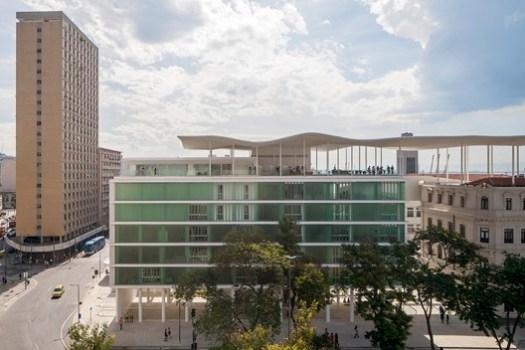 Rio Art Museum. Image © Leonardo Finotti
