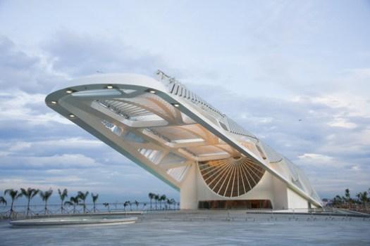Museum of Tomorrow. Image © Bernard Lessa