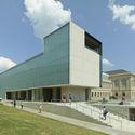 Vol Walker Hall & the Steven L Anderson Design Center. Image © Timothy Hursley