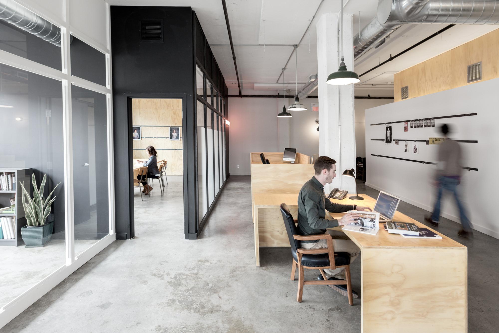 Cinephile Offices  APPAREIL architecture  ArchDaily
