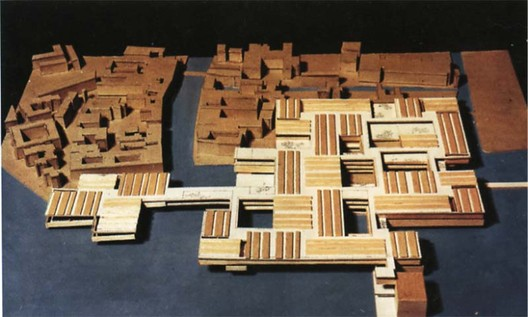 Model. Image © Fondation Le Corbusier (FLC/ADAGP)