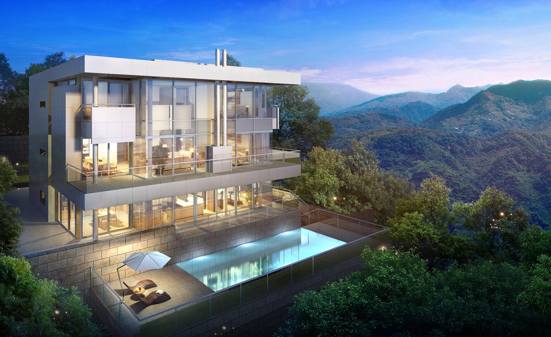 Richard Meier colabora en nuevo proyecto de Tsao  McKown