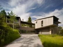 Boulder Retreat / Carney Logan Burke Architects | ArchDaily