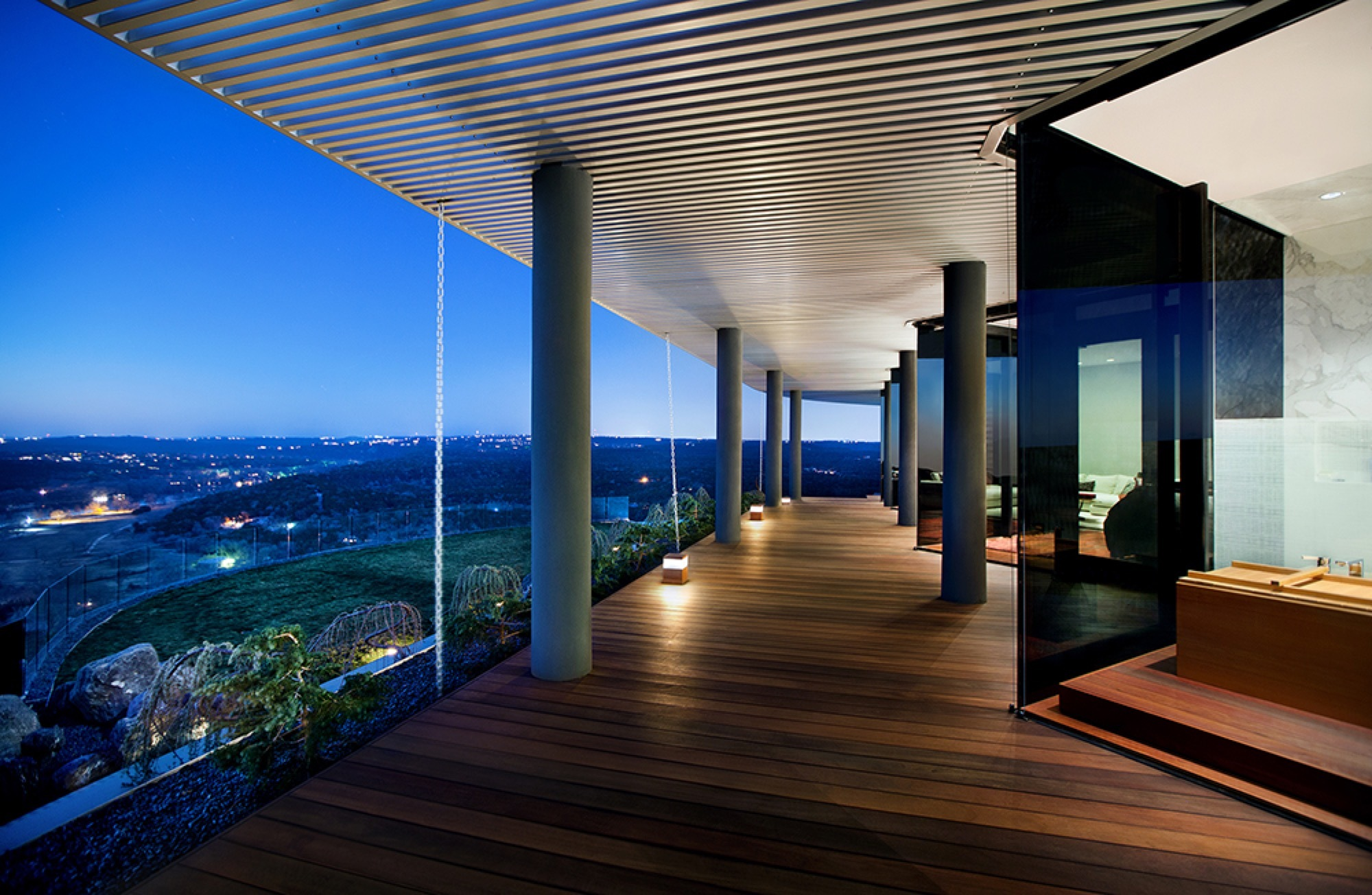 Hilltop Residence  Mir Rivera Architects  ArchDaily