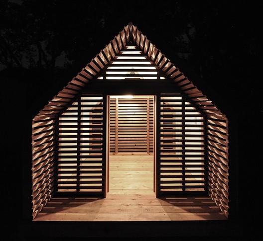 """Lantern"" Playhouse, Bob Borson (2014). Image Courtesy of The Life of an Architect"