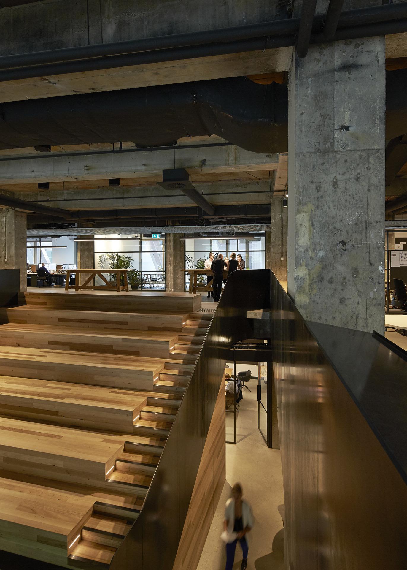 Gallery of Woods Bagot Melbourne Studio  Woods Bagot  9