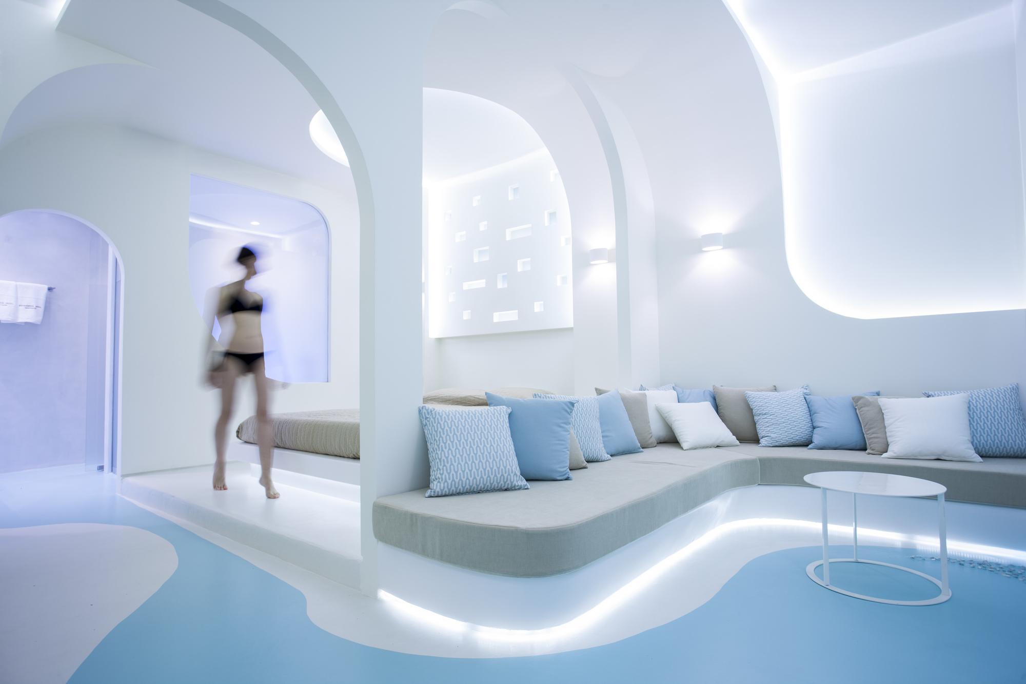 Andronikos Hotel Santorini  KLab Architecture  ArchDaily