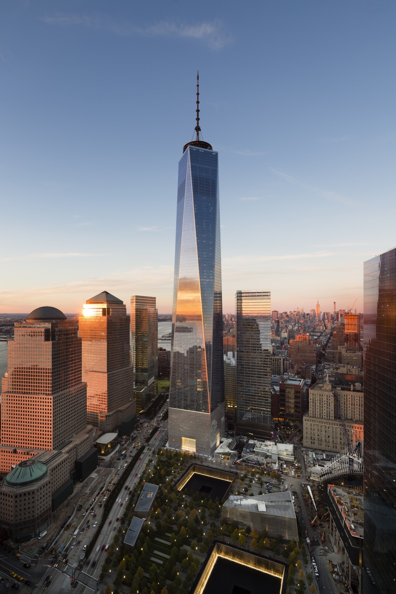 World Trade Center Som Archdaily