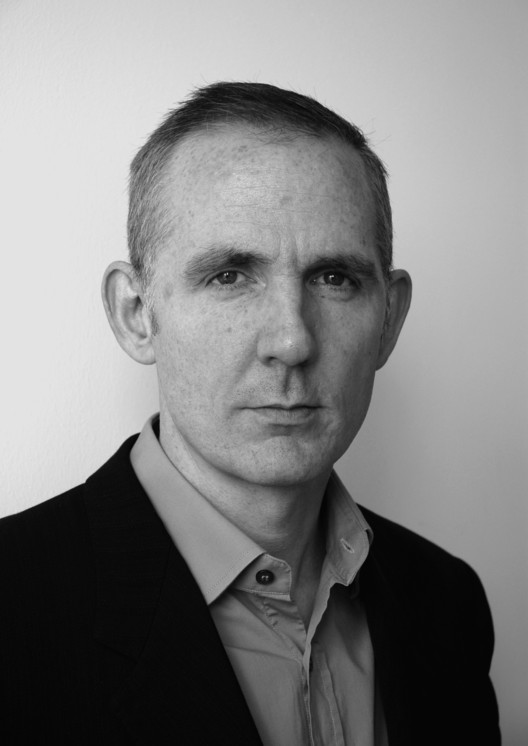 Portrait of Niall McLaughlin. Image Courtesy of RIBA