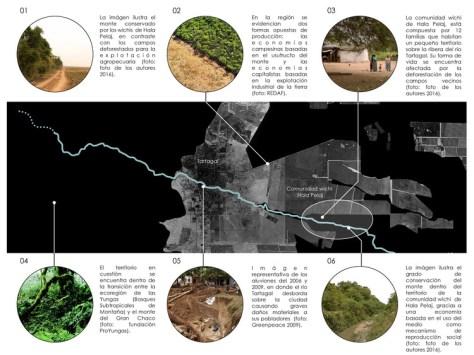 Comunidad y su entorno. Image Cortesía de XhARA