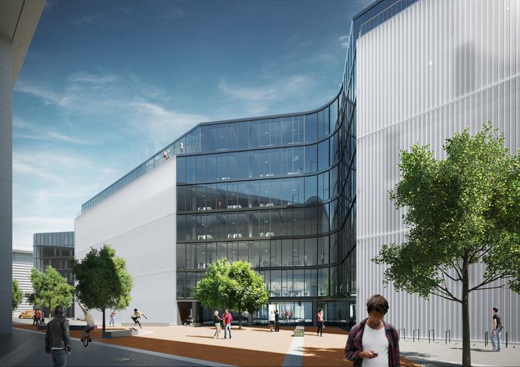 Courtesy of HENN Architects