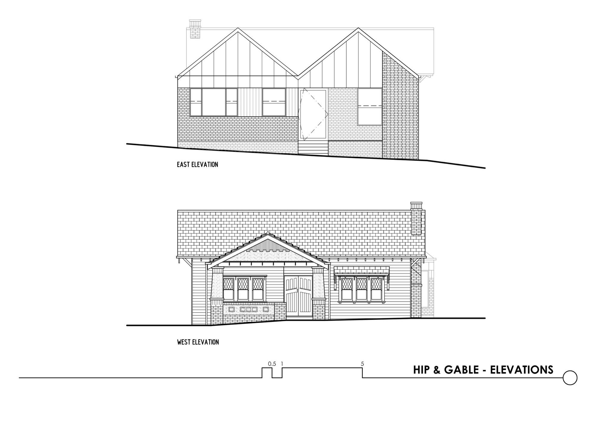 hip gable architecture architecture [ 2000 x 1414 Pixel ]