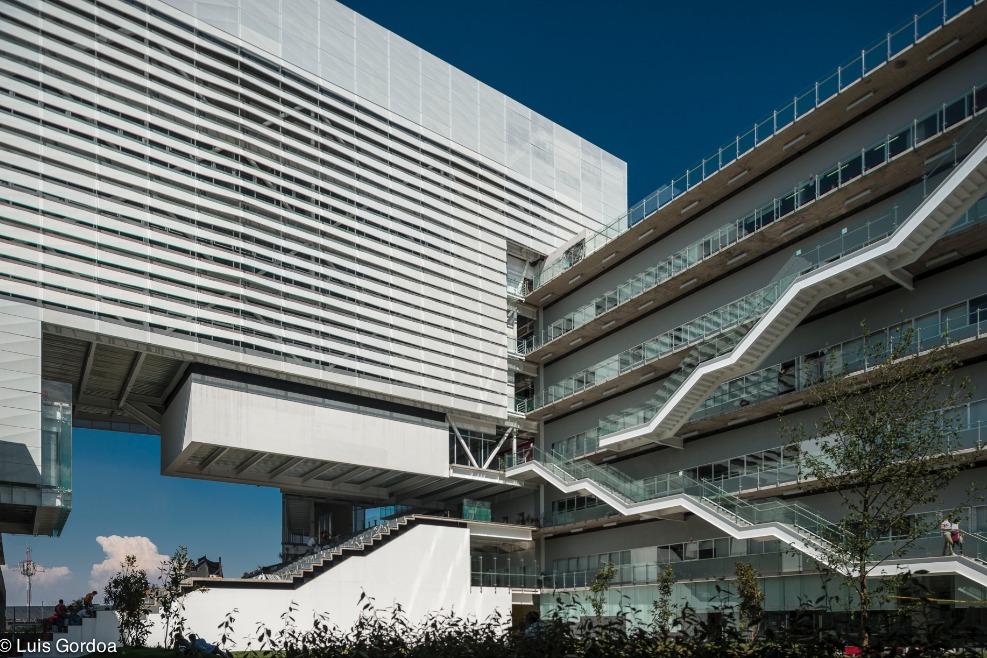 CENTRO  TEN Arquitectos  Plataforma Arquitectura