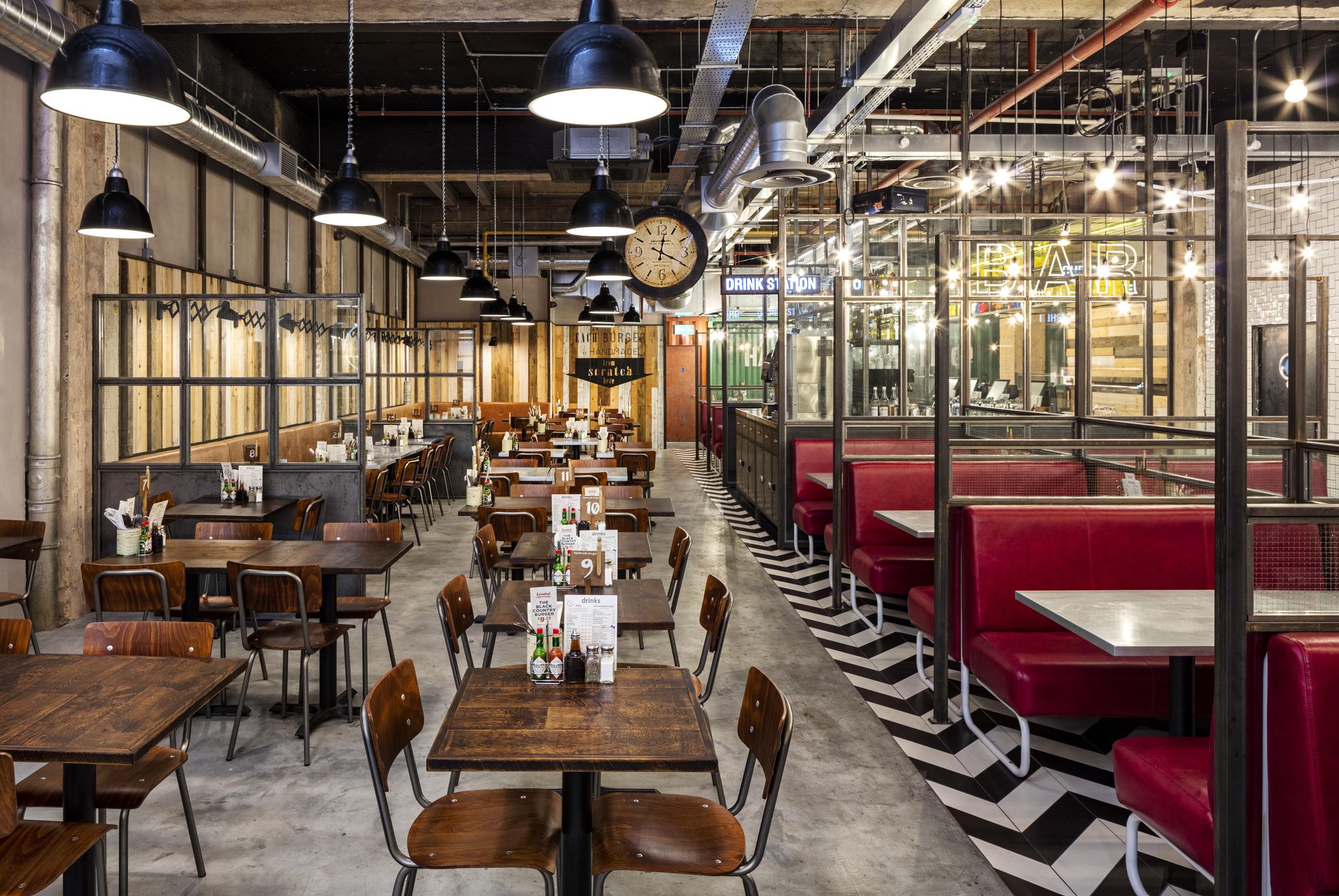 Gallery of 2016 Restaurant  Bar Design Awards Announced  23