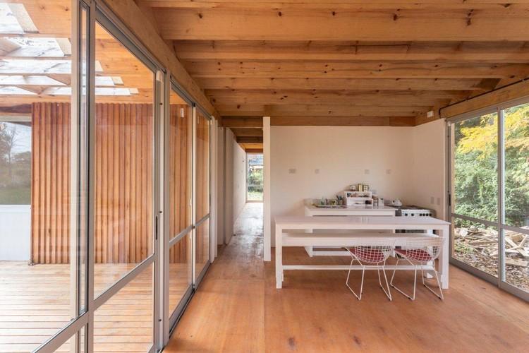 Casa de Madera  Estudio Borrachia  ArchDaily