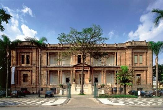 Pinacoteca do Estado de São Paulo, 1998. Image © Nelson Kon