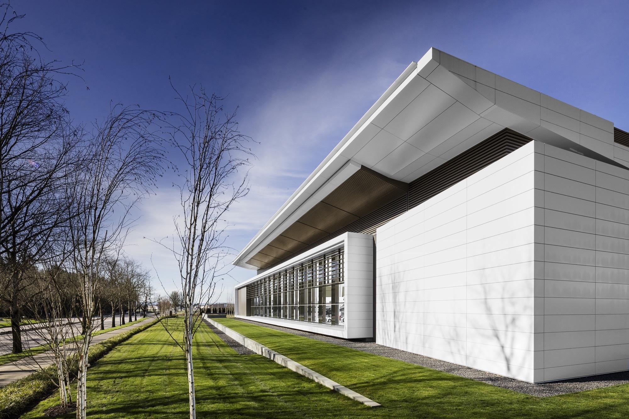 Ochoco Air Hangar  TVA Architects  ArchDaily
