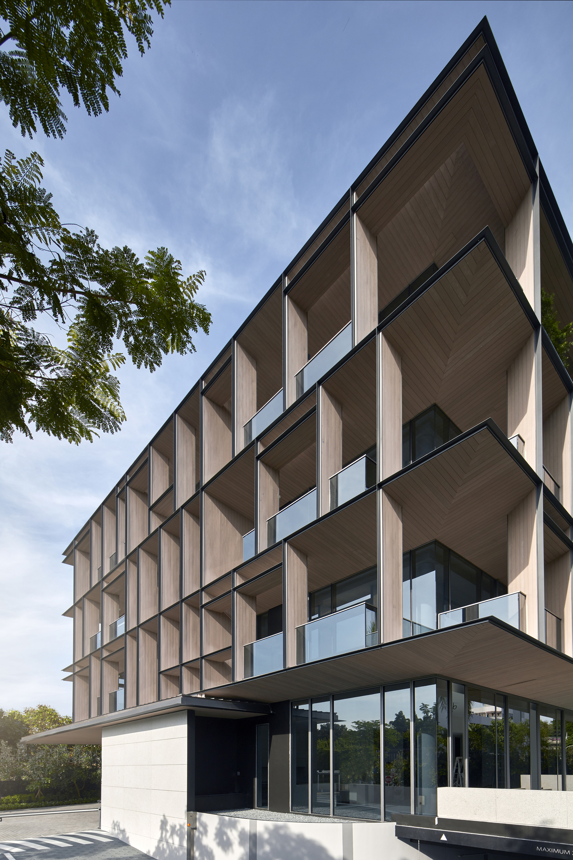 Gallery of Cluny Park Residence  SCDA Architects  6