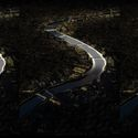 The Eternal Story of the River Thames / A_LA. Image © Malcolm Reading Consultants and AL_A
