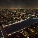 The Eternal Story of the River Thames / A_LA. Low Tide. Image © Malcolm Reading Consultants and AL_A