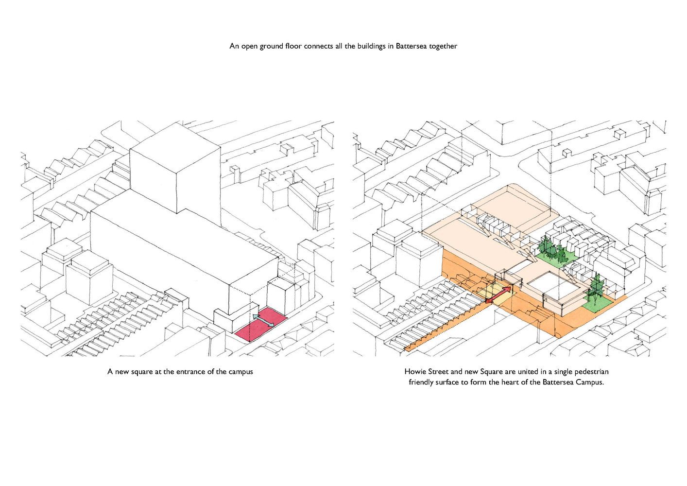 hight resolution of serie architects releases rca battersea campus proposal
