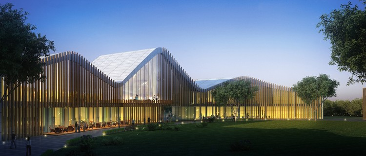 URBANLOGIC Arts Factory Awarded Silver at 2016 American Architecture Prize, © URBANLOGIC