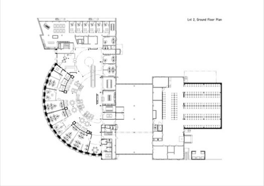 Level 2 / Ground Floor Plan