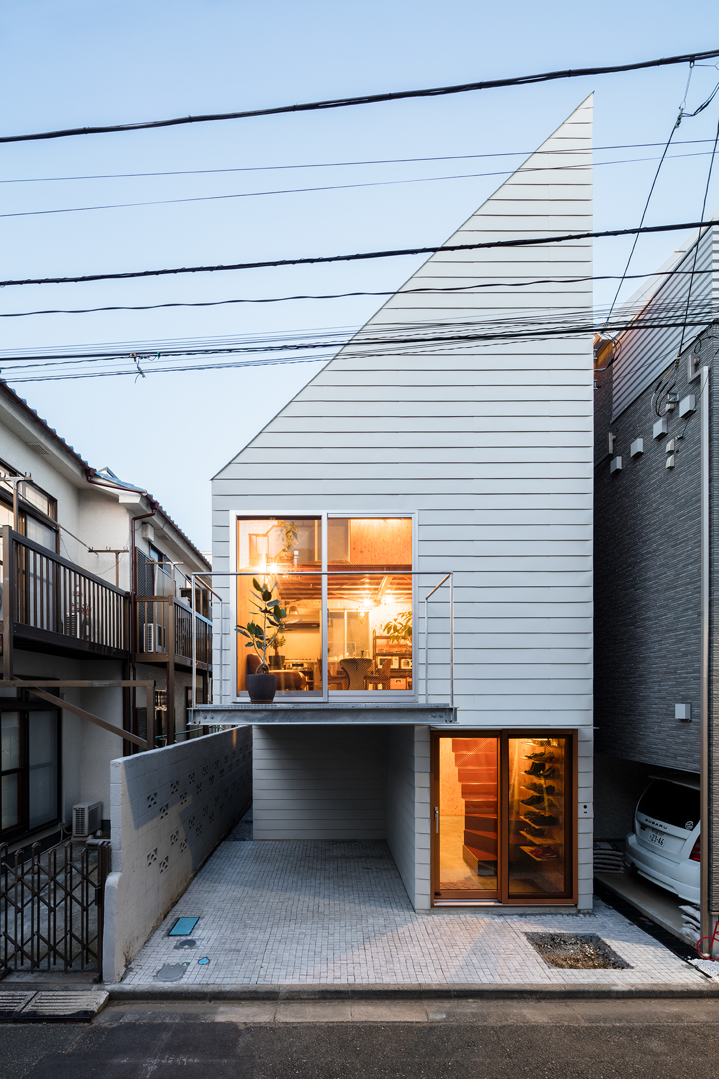 Blemen House Architects Archdaily