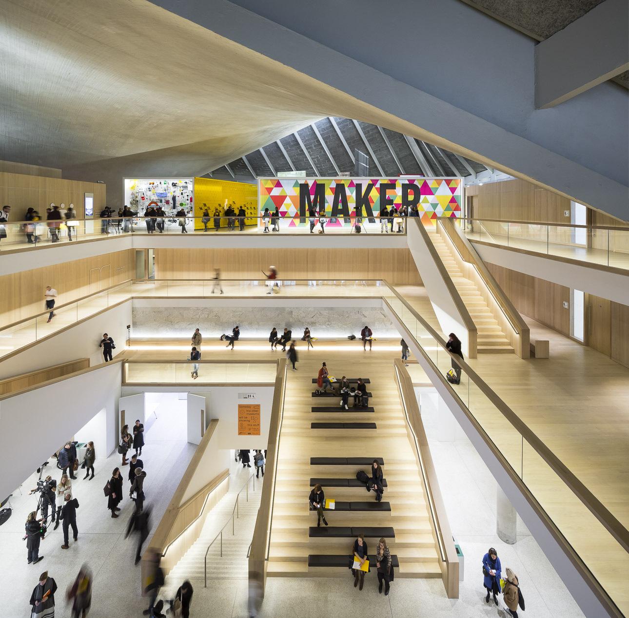 Architectural Firms London Internship