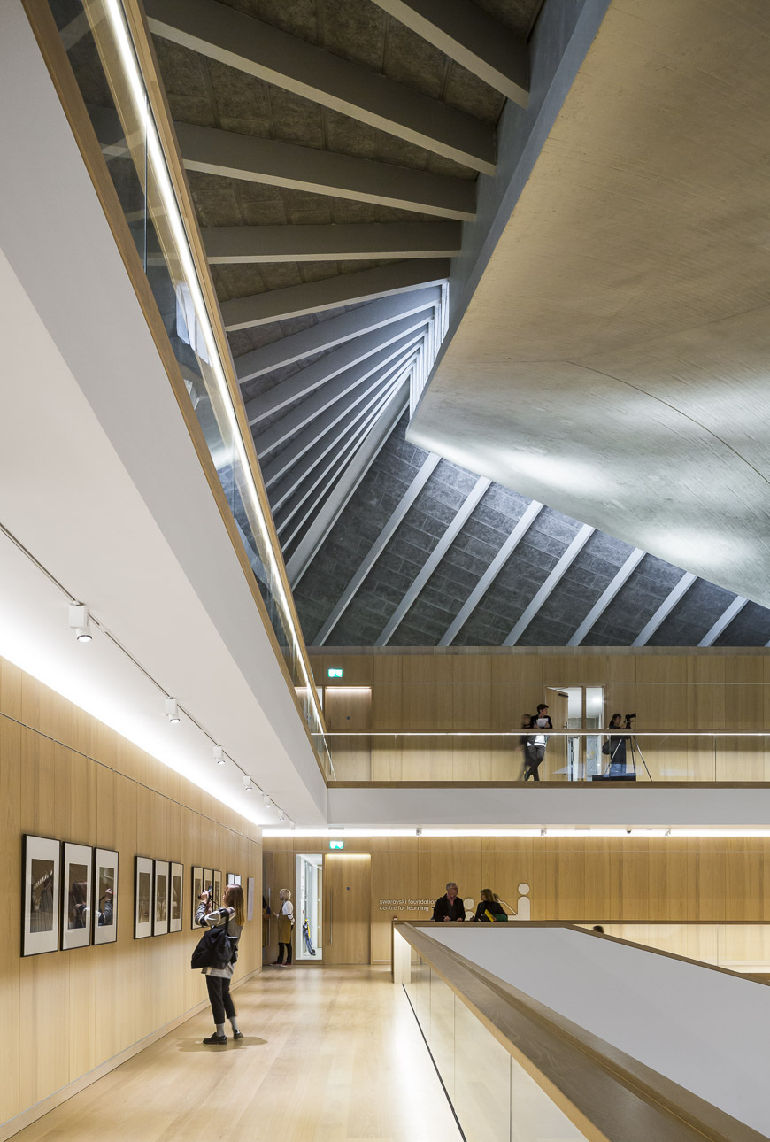 Gallery of The Design Museum of London  OMA  Allies and