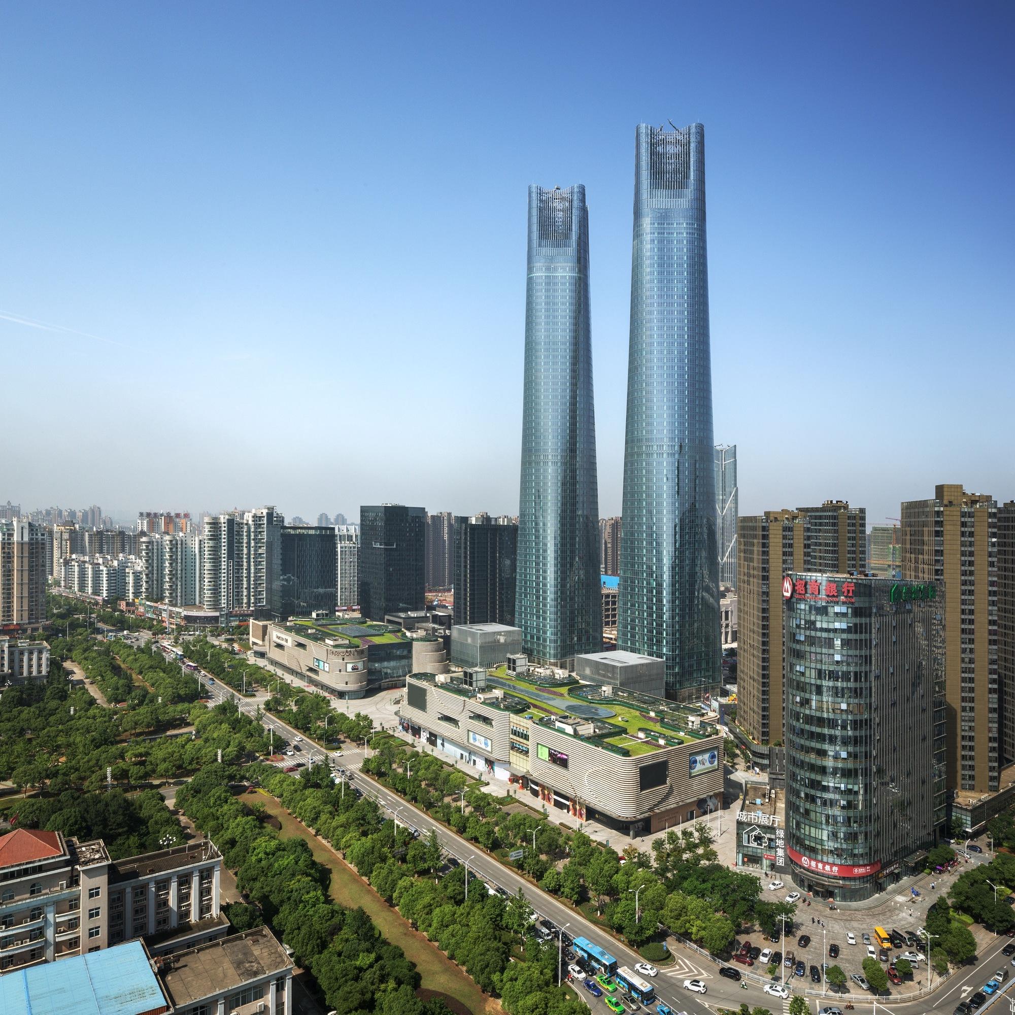 Shanghai Tower Wins 2015 Emporis Skyscraper