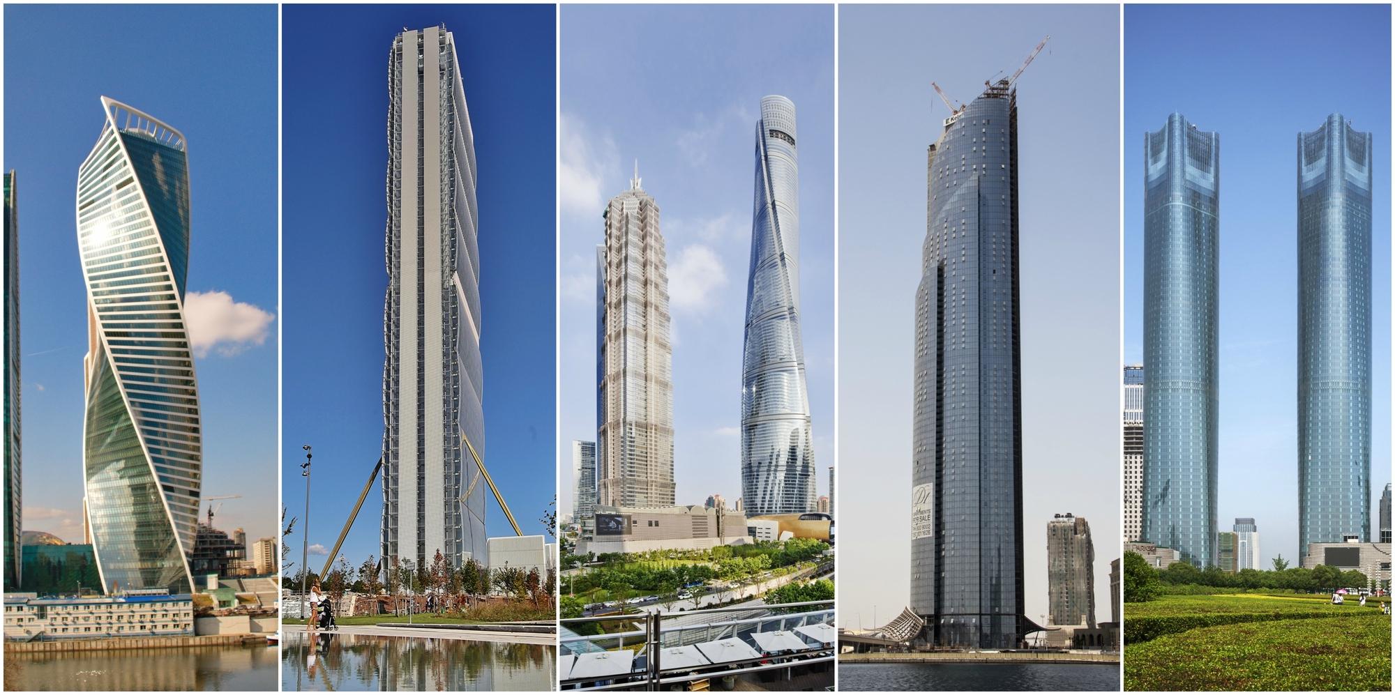 Shanghai Tower Wins 2015 Emporis Skyscraper Award Archdaily