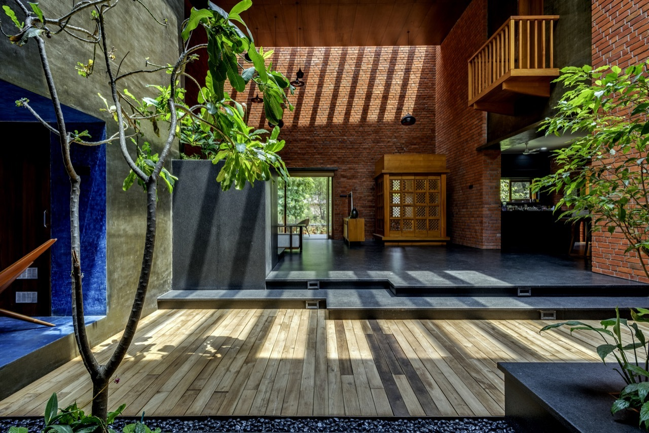 ArchDaily Brick House