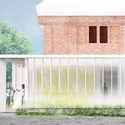 Snug Harbor Cultural Center Music Hall Addition / Studio Joseph + SCAPE/Landscape Architecture. Image Courtesy of Studio Joseph and SCAPE