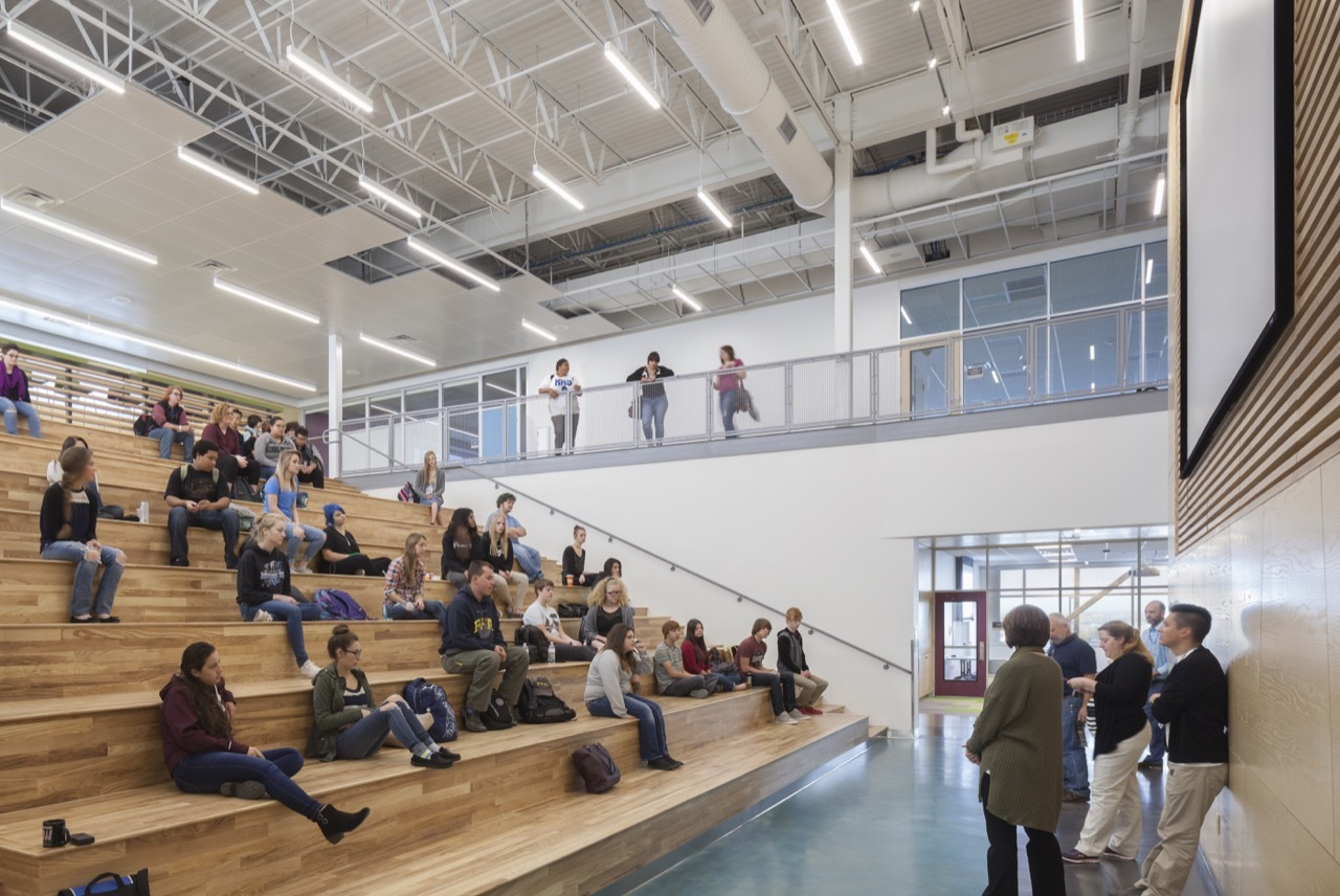 Pathways Innovation Center Cuningham Group